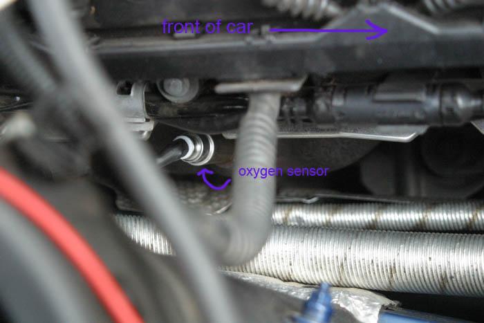 Pre Cat Oxygen Sensor Diy Lots O Pix E46fanatics